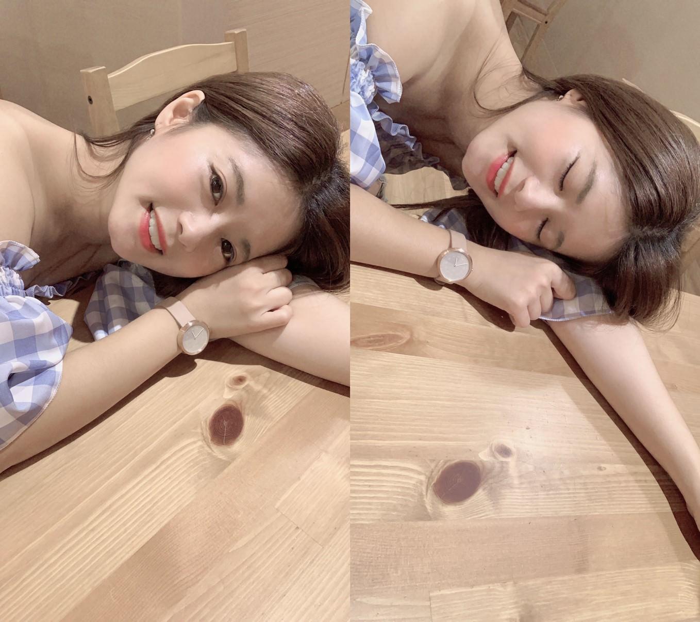 MAVEN WATCHE SHIBUI CAMEL 約會風