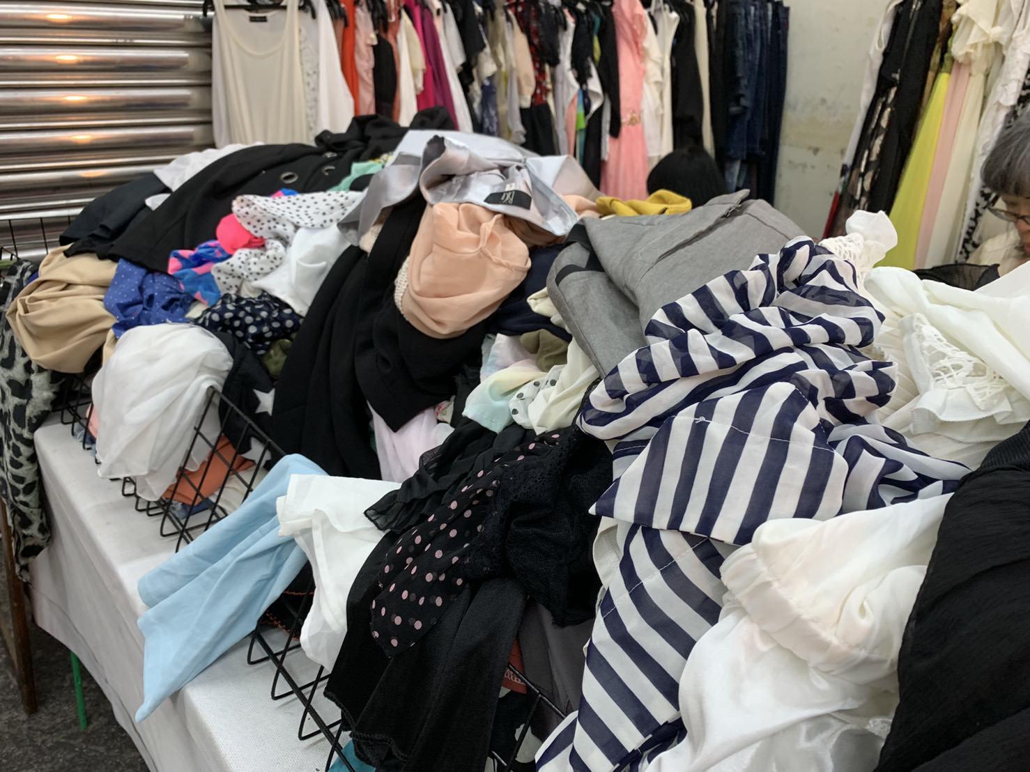 永春市場 衣服