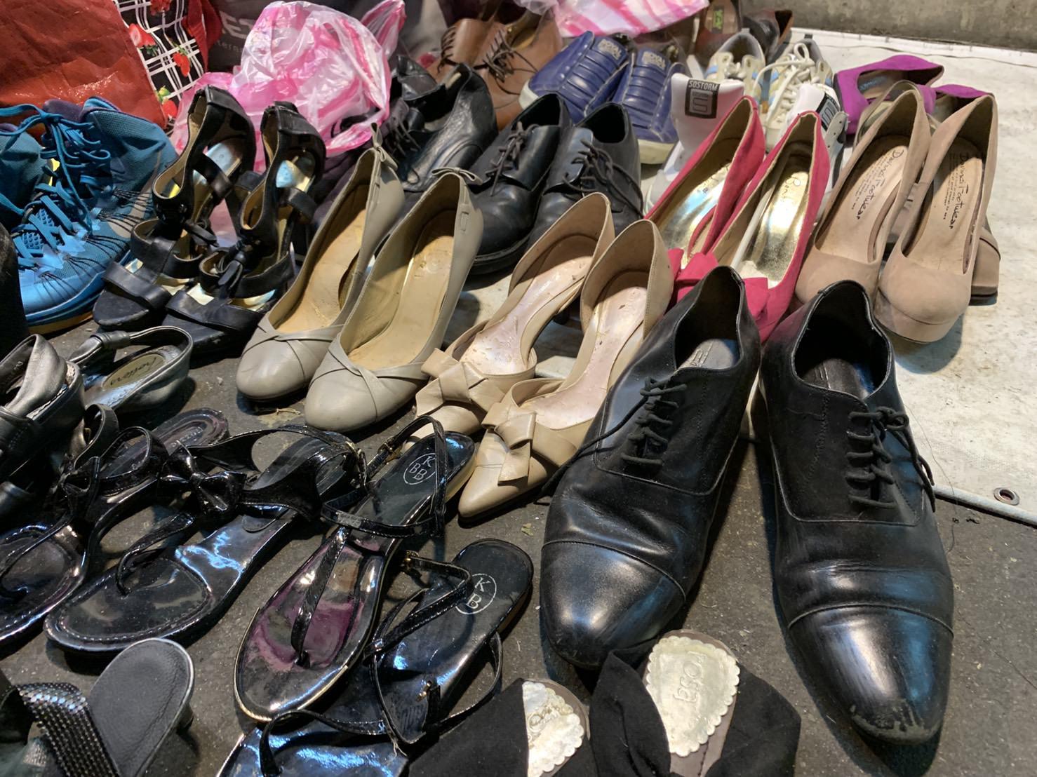 永春市場 鞋子
