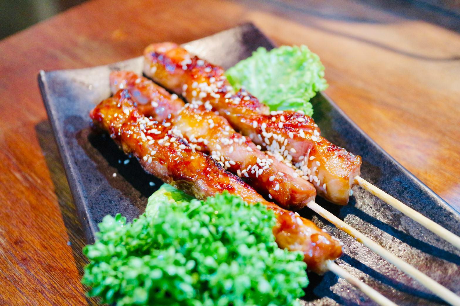 醬烤G肉串