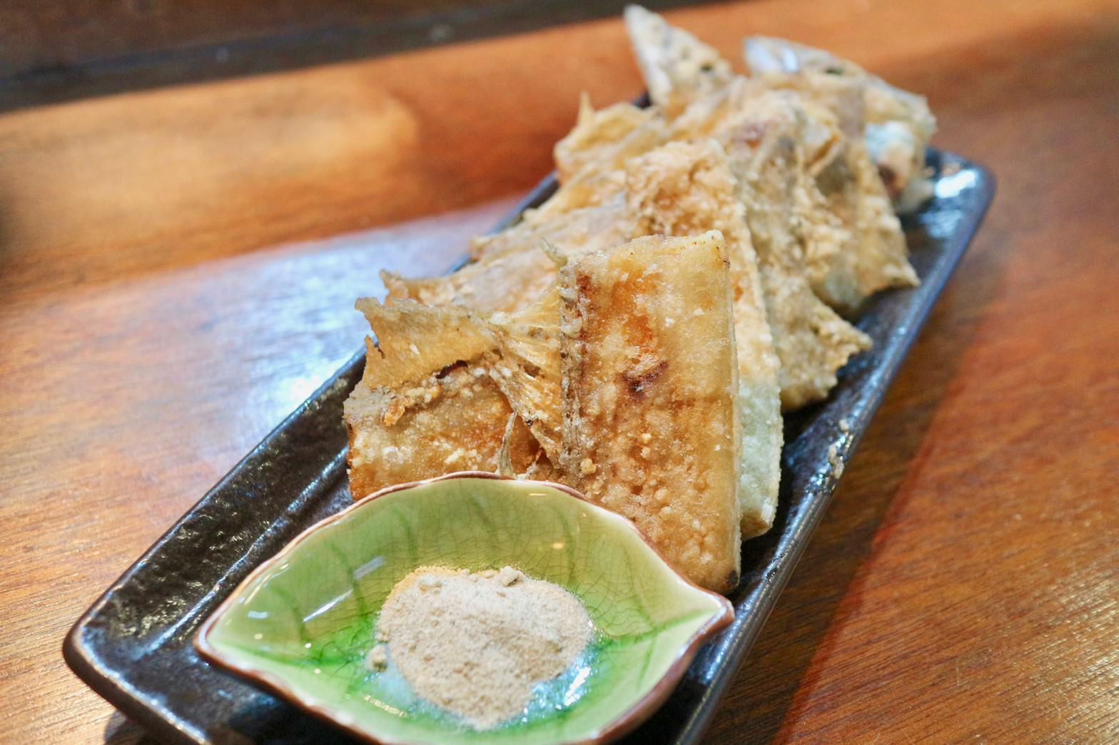 酥炸白帶魚