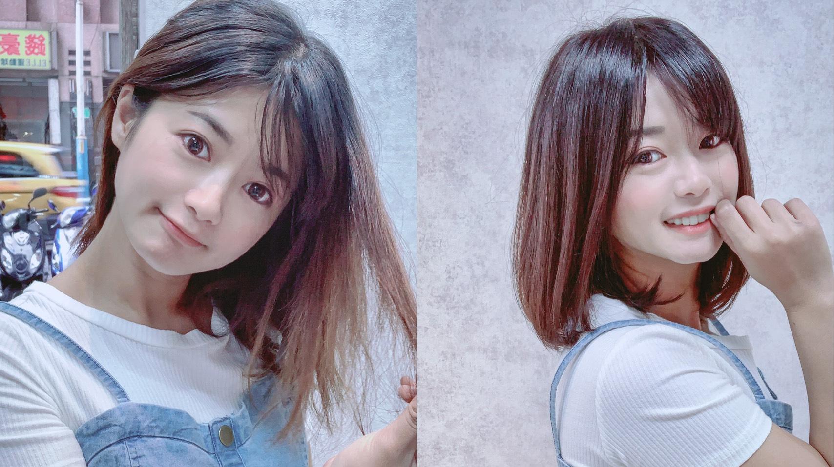 板橋染髮推薦-平價染髮燙髮Azone,無論髮長都統一固定價!