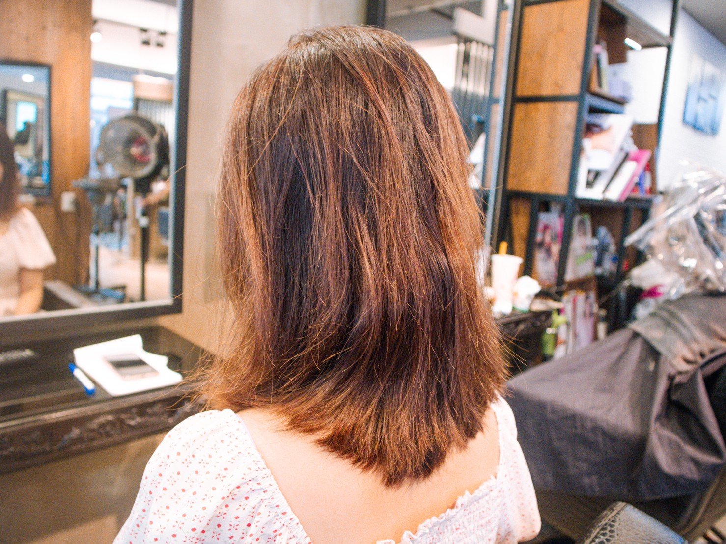 護髮前髮況-HairCity台中護髮推薦