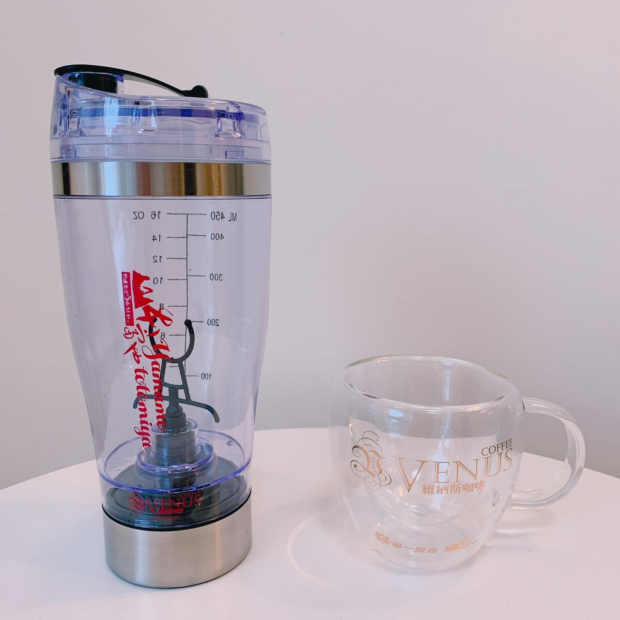 維納斯咖啡 杯子 攪拌器