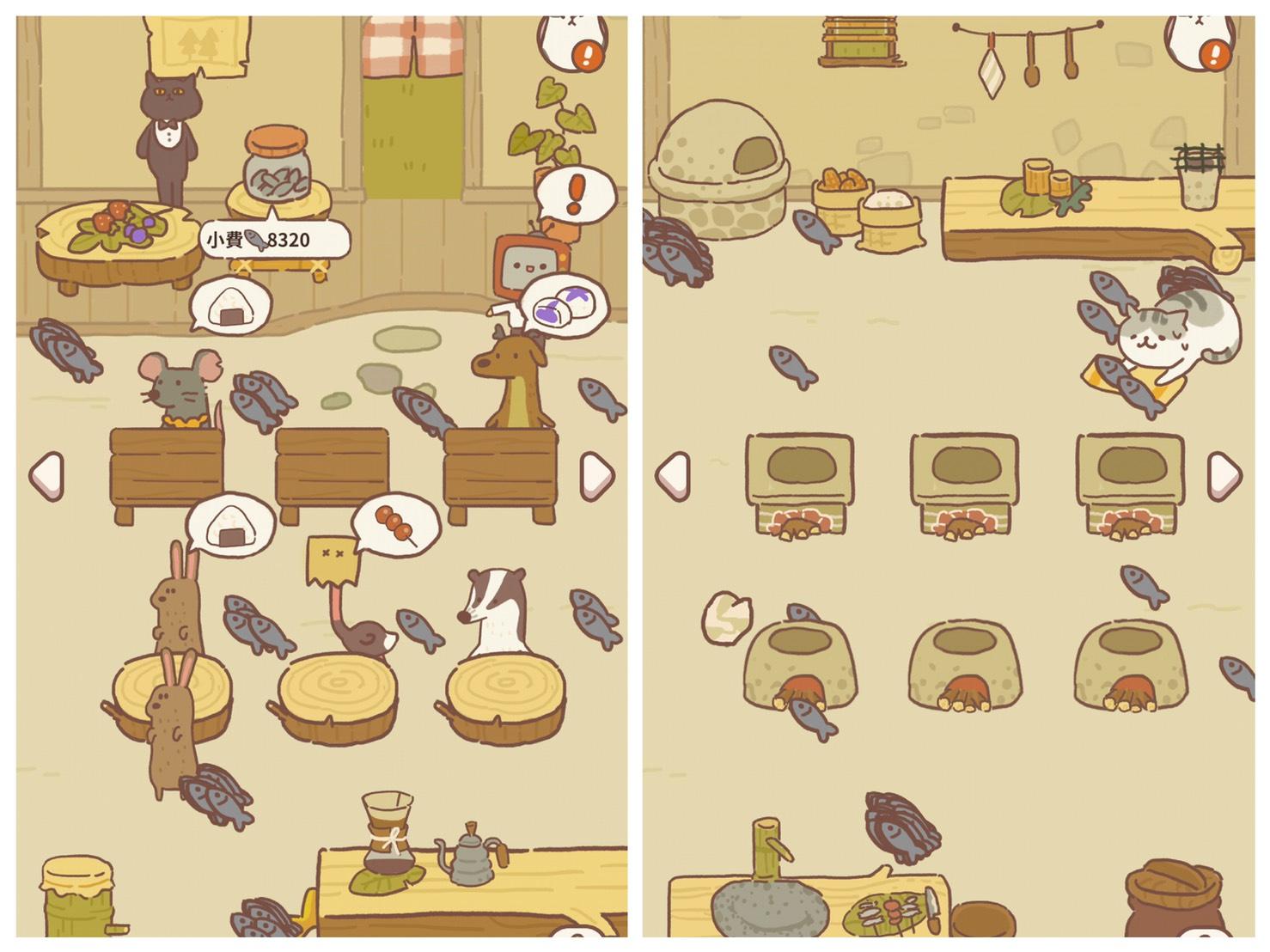 放置手遊推薦-超可愛的Animalrestaruant,經營餐廳原來可以這麼不動腦~