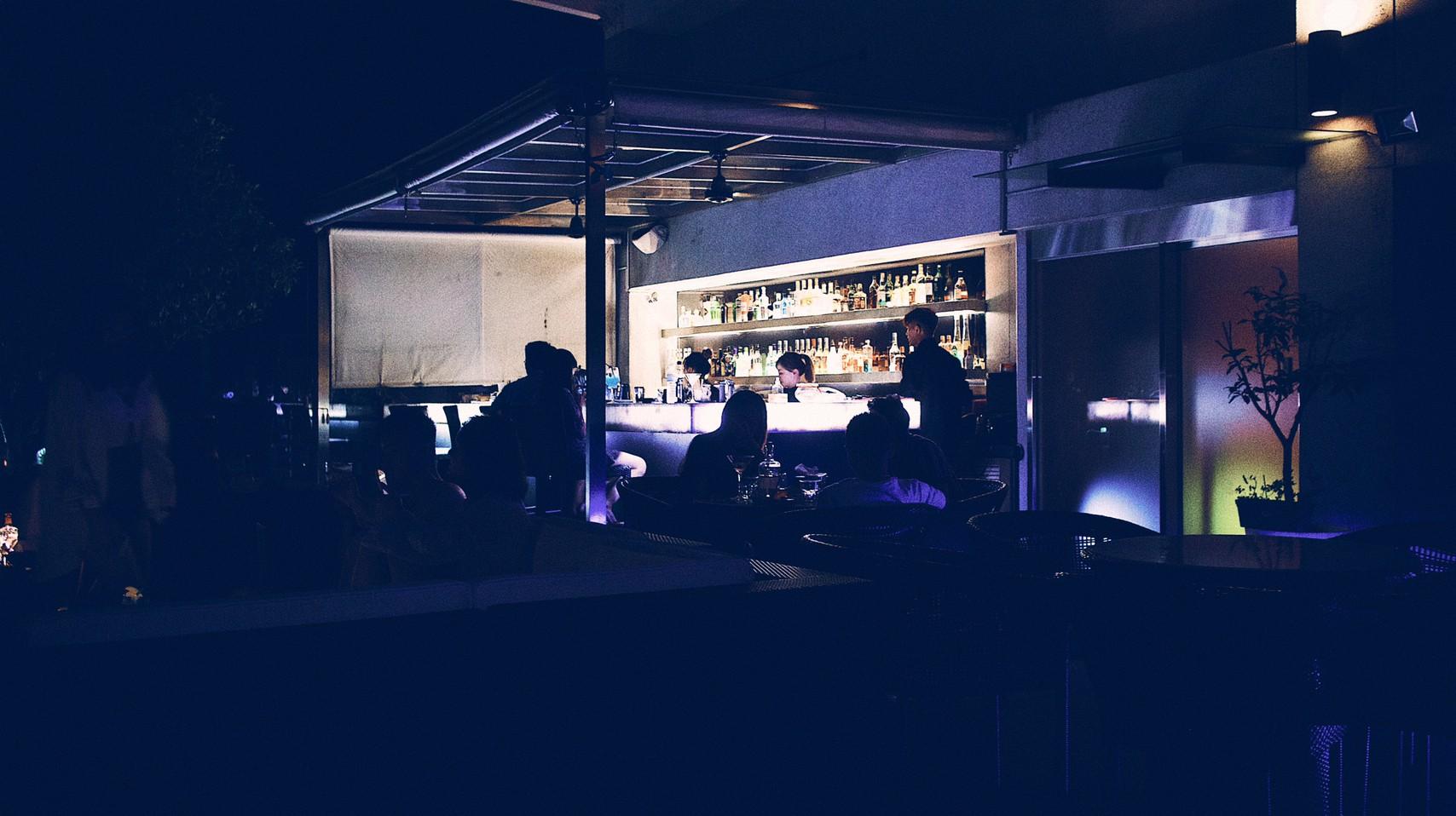 嘉義 無邊際酒吧 桃城茶樣子
