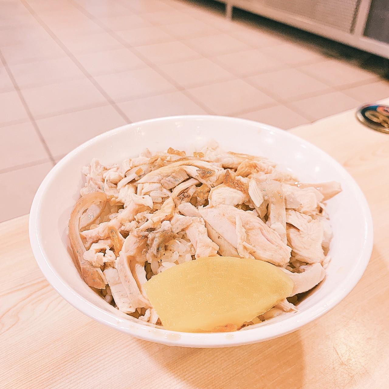 嘉義噴水火雞肉飯