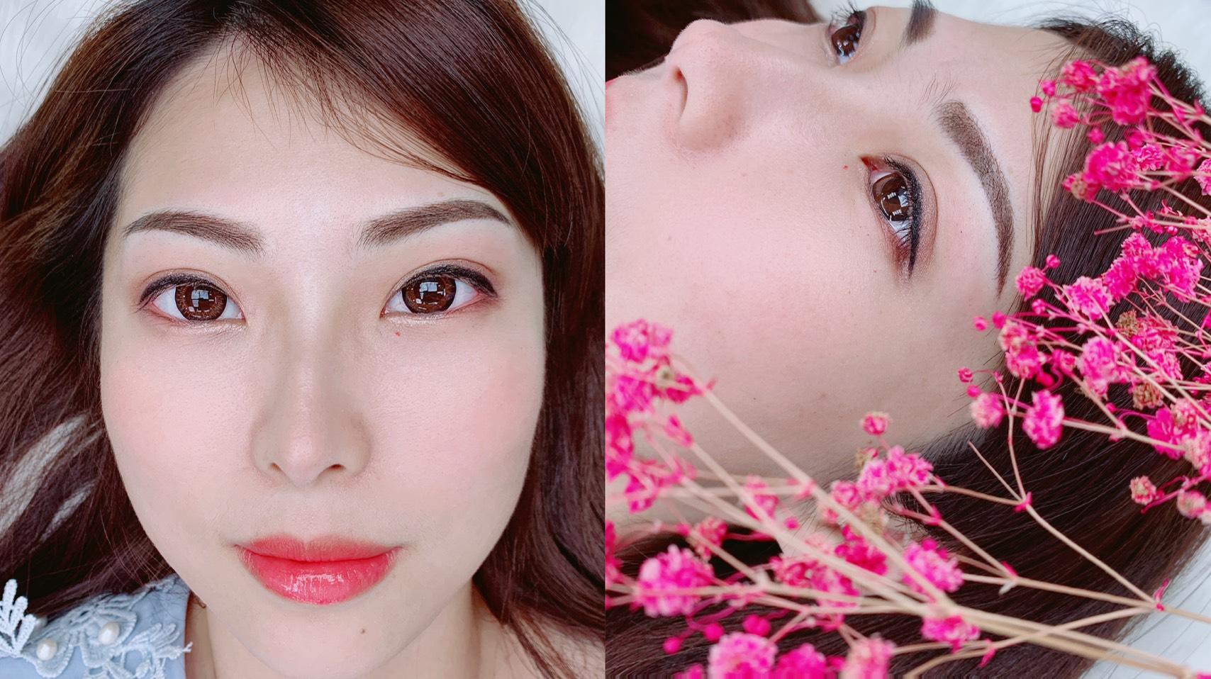 新莊霧眉推薦-超精緻客製化眉型!拉芙琳眉眼唇美學設計,不化妝也能給你滿滿的好氣色!